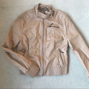 Forever 21 Leather Moto Jacket